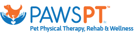 Paws PT – Pet Physical Therapy, Rehab & Wellness   Logo